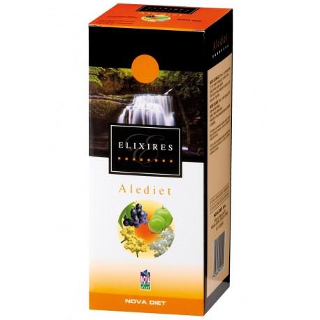 ALEDIET. JARABE. ELIXIRES NOVA DIET. 250 ml.