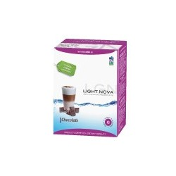 LIGHT NOVA. BATIDO DE CHOCOLATE. NOVA DIET. 6 sobres de 35 g.