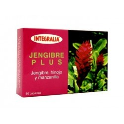 JENGIBRE PLUS GINGEBRE INTEGRALIA 60 càpsules