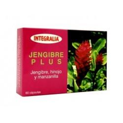 JENGIBRE PLUS INTEGRALIA 60 cápsulas