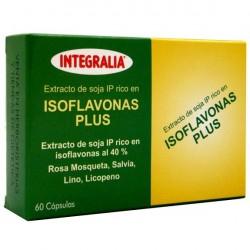 ISOFLAVONAS PLUS INTEGRALIA 60 cápsulas