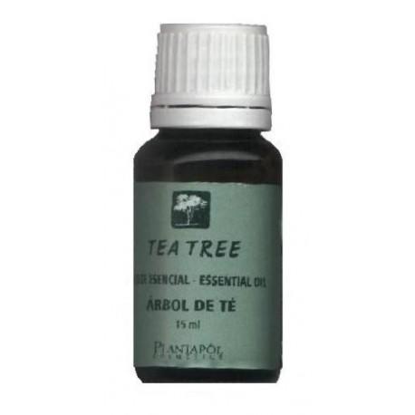 TEA TREE - ÁRBOL DEL TÉ. ACEITE ESENCIAL. PLANTAPOL. 15 ml.