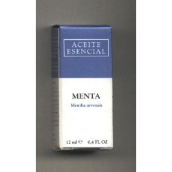 MENTA Menta arvensis ACEITE ESENCIAL PLANTAPOL 12 ml.