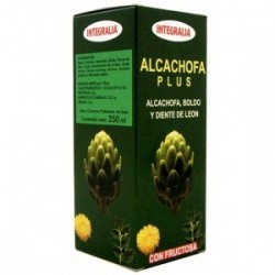 ALCACHOFA PLUS INTEGRALIA Jarabe de 250 ml.