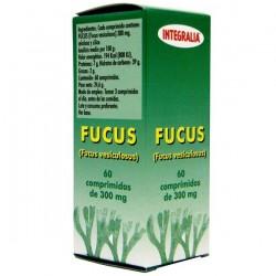 FUCUS VESICULOSUS INTEGRALIA 60 comprimidos de 300 mg.