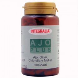 ALL PLUS All Oliver Chlorella i Melissa INTEGRALIA 100 càpsules