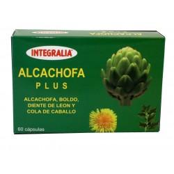 Alcachofa Plus Integralia 60 cápsulas