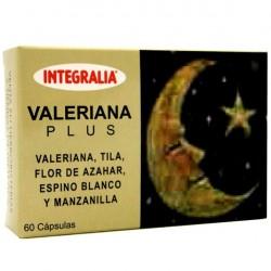 VALERIANA PLUS. INTEGRALIA. 60 cápsulas.