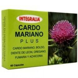 CARDO MARIANO PLUS. INTEGRALIA. 60 cápsulas.