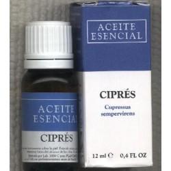 ACEITE ESENCIAL DE CIPRÉS Cupressus sempervirens PLANTAPOL 12 ml.