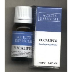 EUCALIPTO Eucaliptus globulus ACEITE ESENCIAL PLANTAPOL 12 ml.
