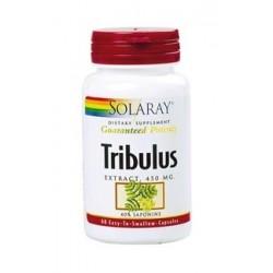 TRÍBULUS EXTRACTO 450 mg. SOLARAY 60 cápsulas