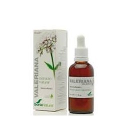 VALERIANA Valeriana officinalis L. SORIA NATURAL extracto de 50 ml.