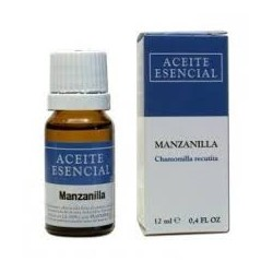 Aceite Esencial De Manzanilla Chamomilla Recutita Plantapol 12 ml.
