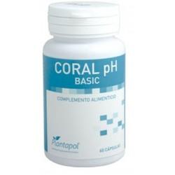 CORAL pH BASIC PLANTAPOL 60 cápsulas