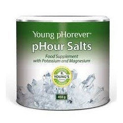 PHOUR SALTS YOUNG PHOREVER ALKALINE CARE 450 g.