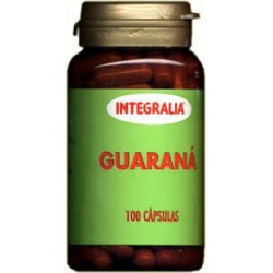 GUARANÁ INTEGRALIA 100 cápsulas
