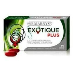 EXOTIQUE PLUS MARNYS 30 cápsulas