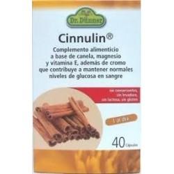 CINNULIN CANYELLA DR. DÜNNER 40 càpsules