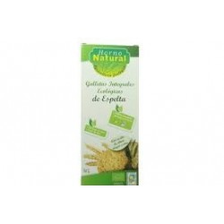 GALLETAS INTEGRALES DE ESPELTA BIO HORNO NATURAL 100 g.