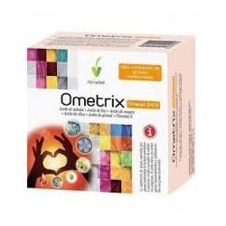 OMETRIX OMEGA 3 - 6 - 9 NOVA DIET 60 cápsulas