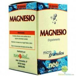 MAGNESIO NEO 50 cápsulas