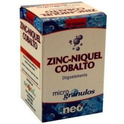ZINC NIQUEL COBALT oligoelement NEO 50 càpsules