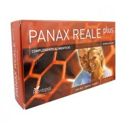 PANAX REALE PLUS PLANTAPOL 20 ampollas