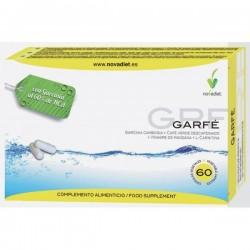 GARFÉ Garcinia cambogia + café verde descafeinado + vinagre de manzana + L - Carnitina NOVADIET 60 Cápsulas