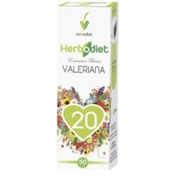 VALERIANA extracto fluido NOVA DIET 50 ml.