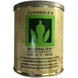 SCHINDELE'S SILICIO Y HIERRO MINERALIEN 500 cápsulas