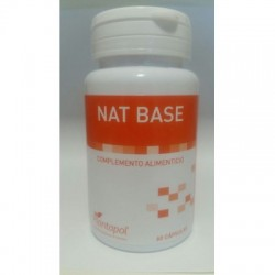 NAT BASE PLANTAPOL 60 càpsules