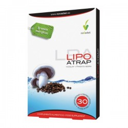 LIPOATRAP NOVADIET 30 càpsules