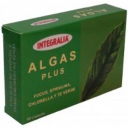 Algas Plus Integralia 60 cápsulas