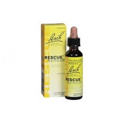 RESCUE REMEDY REMEDIO DE RESCATE FLORES DE BACH 10 ml