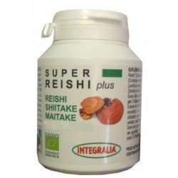 SUPER REISHI PLUS INTEGRALIA 90 cápsulas