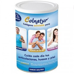 COLNATUR COLÁGENO NATURAL ASIMILABLE 300 g.