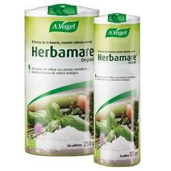 HERBAMARE ORIGINAL SAL MARINA CON PLANTAS AROMÁTICAS A. VOGEL - BIOFORCE 125 g
