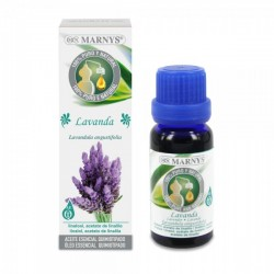 LAVANDA - ESPIGOL OLI ESSENCIAL Lavandula angustifolia MARNYS 15 ml.