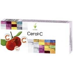CEROL · C  ACEROLA - 500  VITAMIVA C NOVADIET  30 comprimidos masticables
