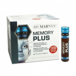 MEMORY PLUS MARNYS 20 viales X 10 ml