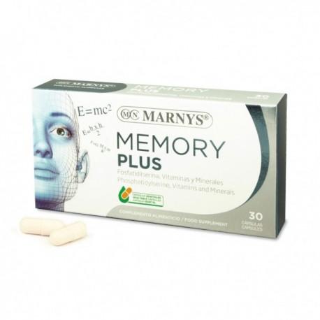 MEMORY PLUS CAPSULAS MARNYS