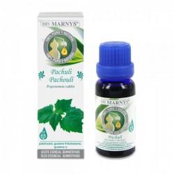 Aceite Esencial De Patchuli Marnys 15 ml.