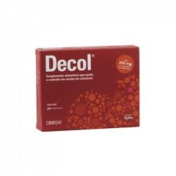 DECOL DIMEFAR 30 cápsulas