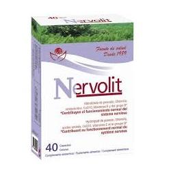 NERVOLIT BIOSERUM 40 càpsules