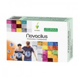 NOVACILUS NOVADIET 30 cápsulas