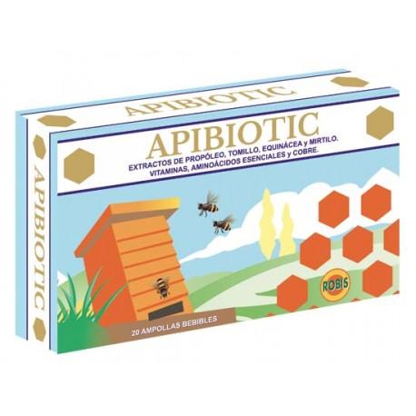 APIBIOTIC ROBIS 20 ampollas bebibles