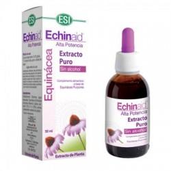 ECHINAID EXTRACTO LÍQUIDO DE EQUINACEA SIN ALCOHOL ESI - TREPAT DIET 50 ml.