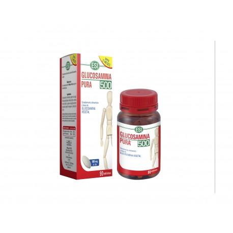 GLUCOSAMINA 500 TREPAT DIET 90 tabletas de 500 mg.