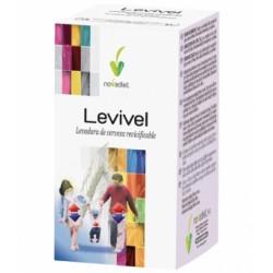 LEVIVEL Levadura de cerveza revivificable NOVADIET - NOVA DIET 90 cápsulas